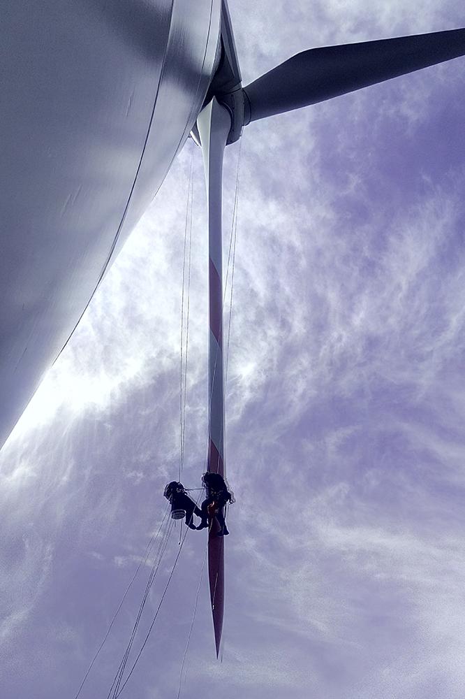 Wind Turbines Service